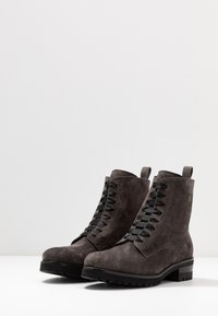 Peter Kaiser - LESATA - Lace-up ankle boots - carbon siga - 4