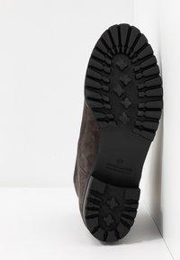 Peter Kaiser - LESATA - Lace-up ankle boots - carbon siga - 6