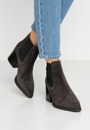 CAROL - Ankle boots - carbon siga