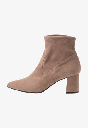 BASSY - Ankle boot - taupe