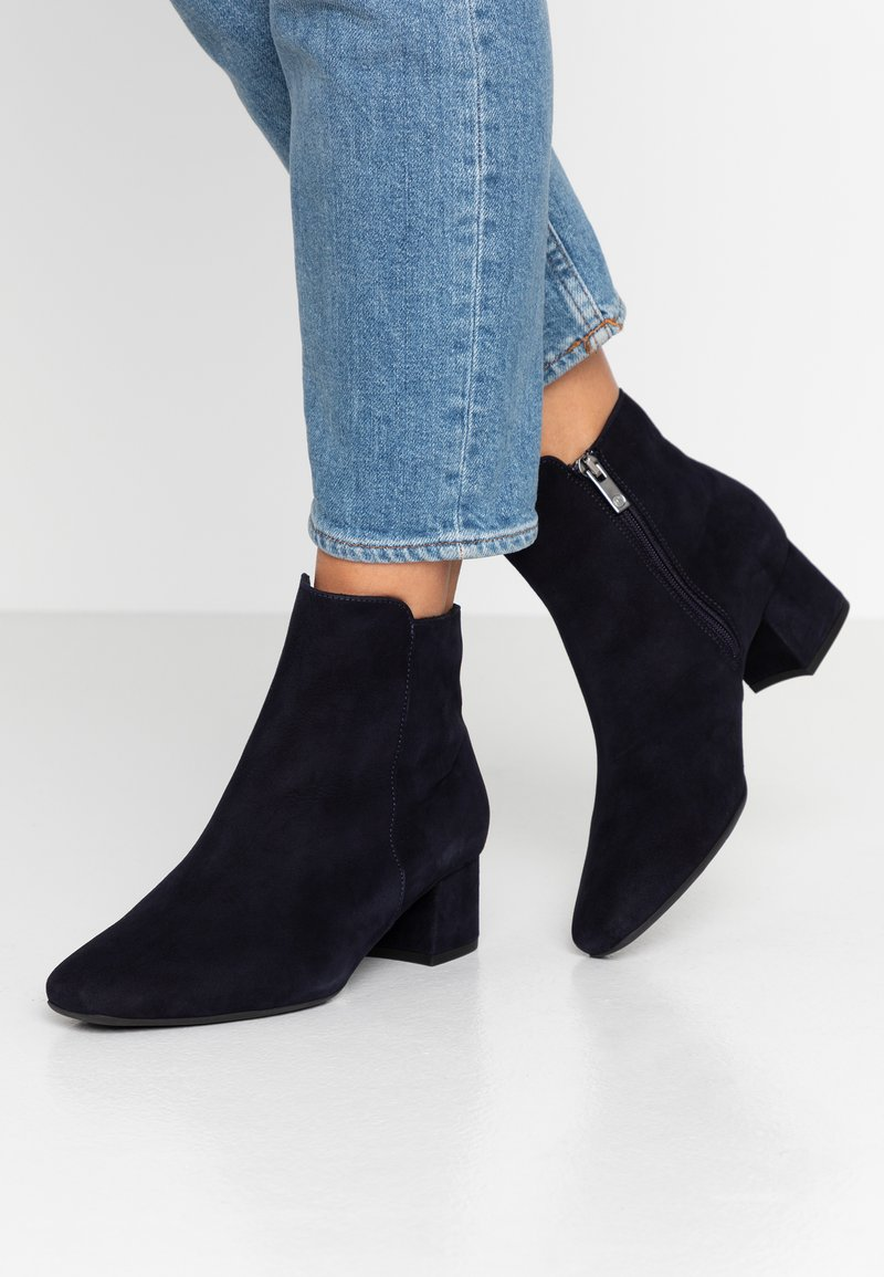 Peter Kaiser - TINA - Classic ankle boots - navy