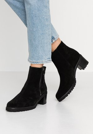 DJANNA - Ankle boots - schwarz