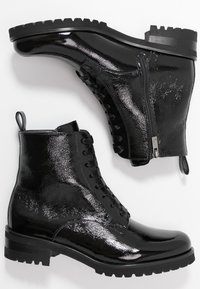 Peter Kaiser - LUISA - Lace-up ankle boots - schwarz - 3