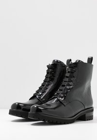 Peter Kaiser - LUISA - Lace-up ankle boots - schwarz - 4
