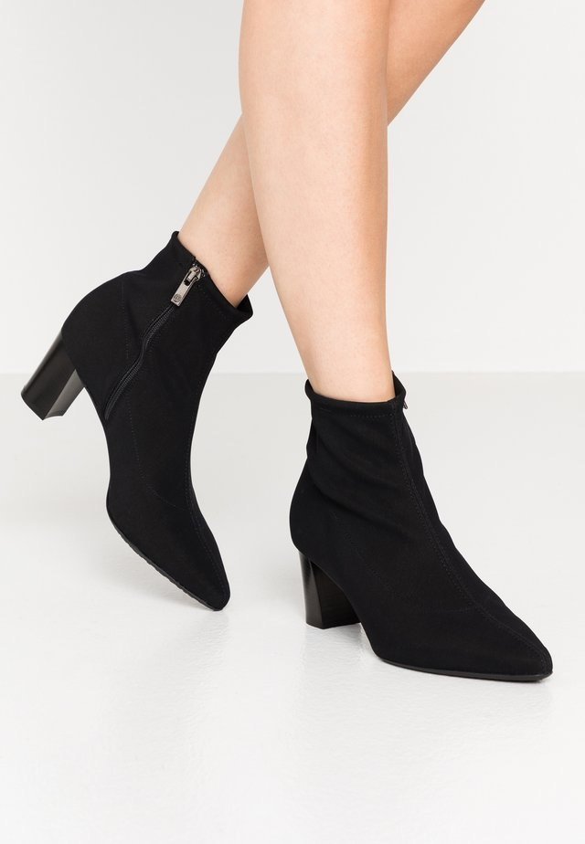 MIRION - Classic ankle boots - schwarz