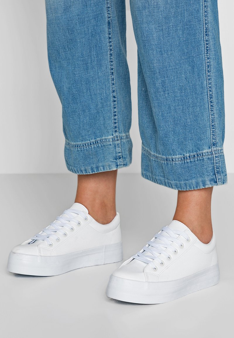 Pieces - PSCARMA - Sneakers basse - white
