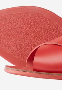 Pieces - PSCHARA  - Mules - light red - 4