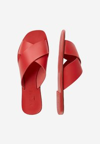 Pieces - PSCHARA  - Mules - light red - 1