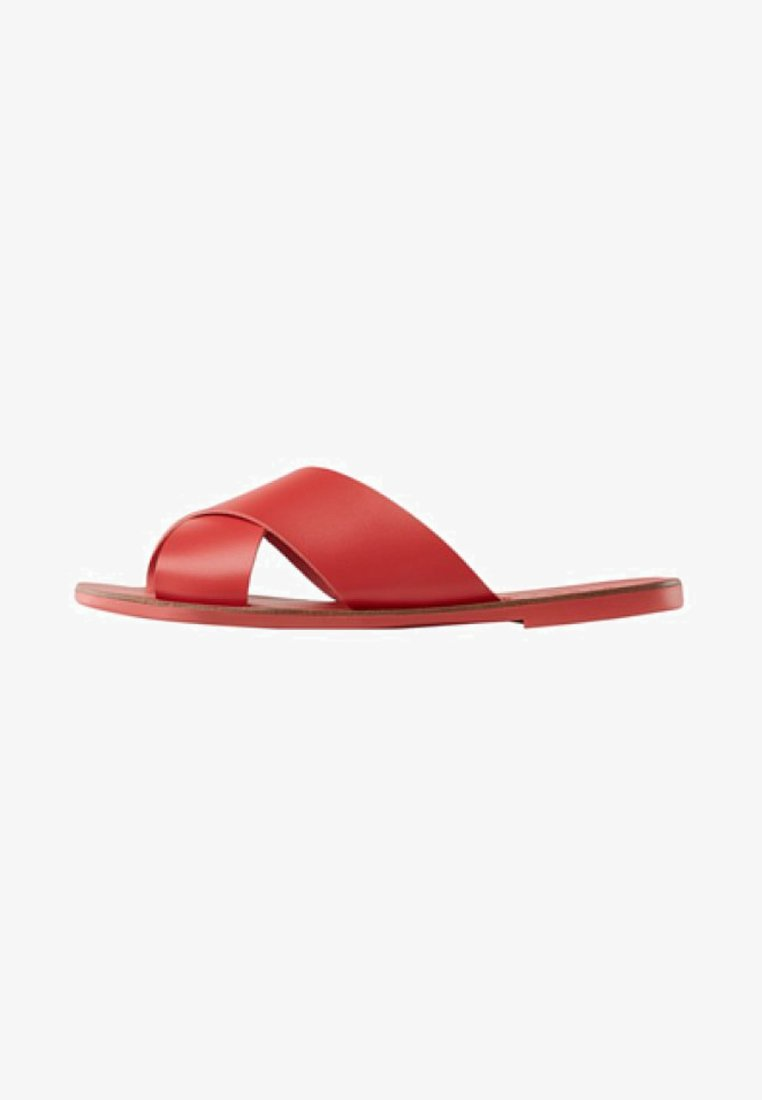 Pieces - PSCHARA  - Mules - light red