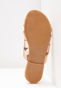 Pieces - PSABELLA - Mules - rose gold - 6