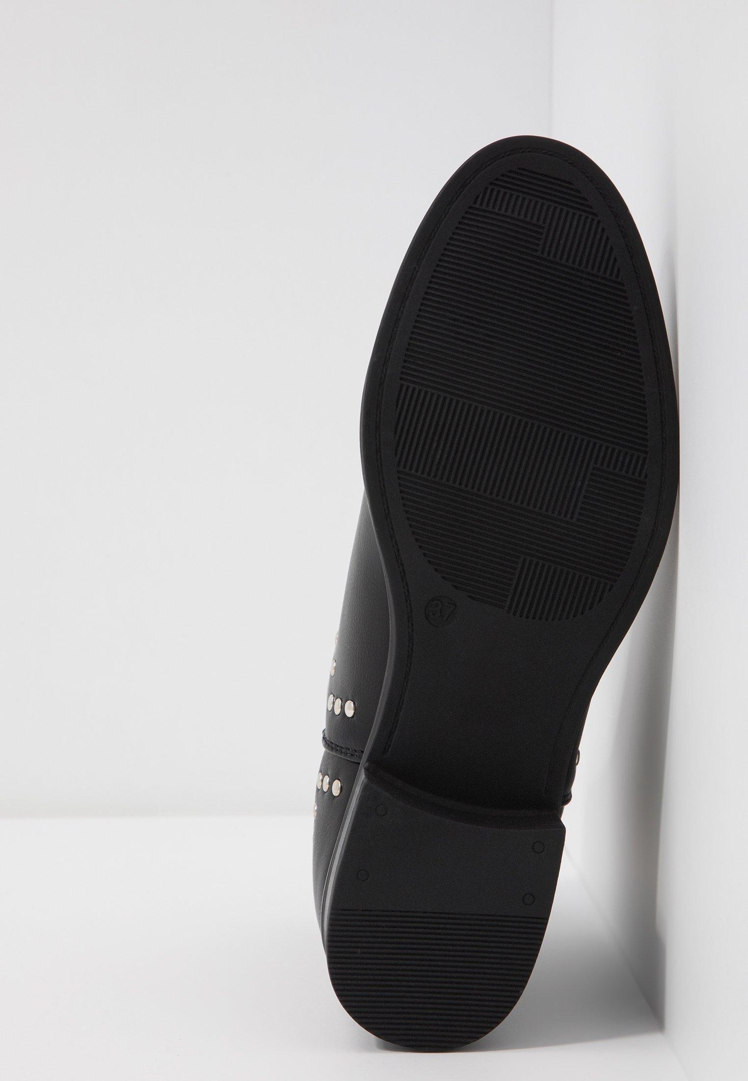 Pieces PSHARPER BOOT - Santiags black