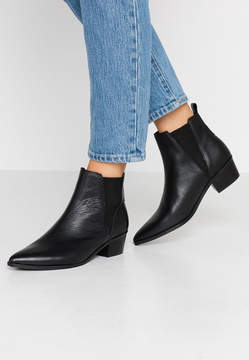 Pieces - PSHARA - Ankle boots - black