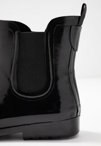Pieces - PSHELLA RAIN BOOT - Regenlaarzen - black - 2