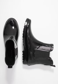 Pieces - PSHELLA RAIN BOOT - Regenlaarzen - black - 3