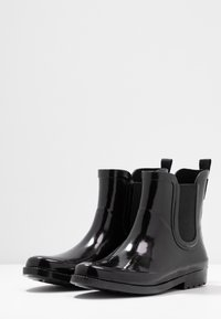 Pieces - PSHELLA RAIN BOOT - Regenlaarzen - black - 4
