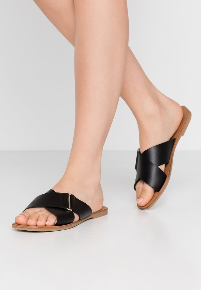PSNEA  - Slippers - black