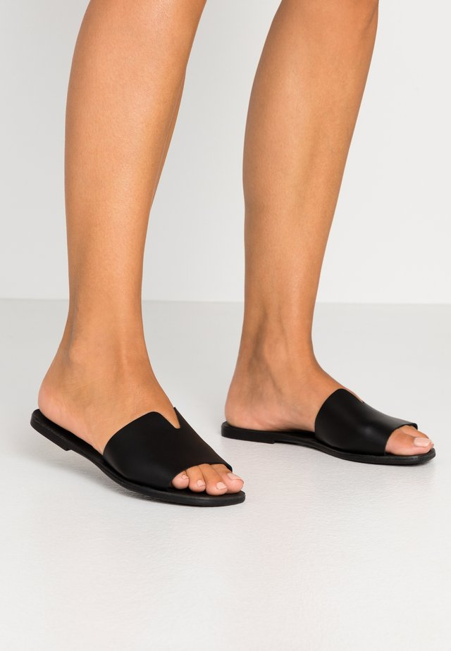 PSNORA - Mules - black