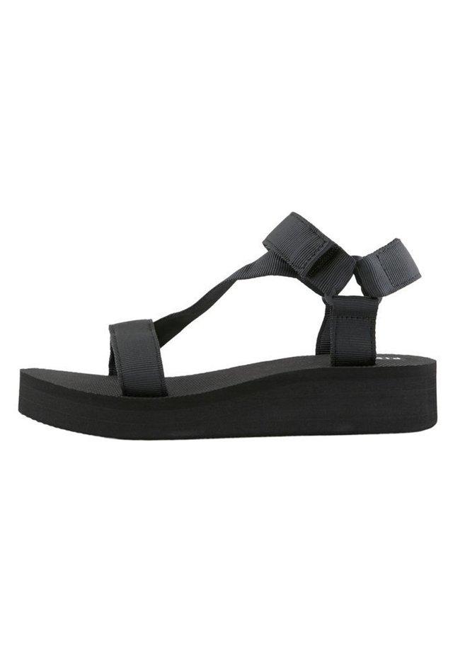 RIEMEN - Sandalen - black
