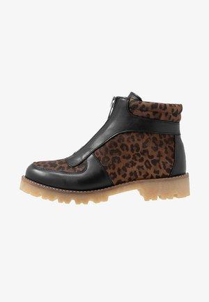 PSHERLA  - Ankle boots - cognac