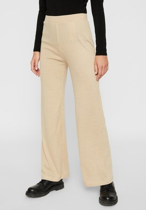 PCMOLLY - Pantalon classique - white pepper