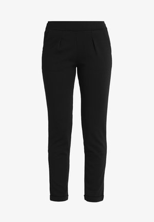 PCDARIA PANTS BOX  - Pantaloni - black
