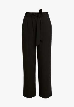 PCHELEMA ANKLE PANT - Trousers - black