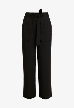 PCHELEMA ANKLE  - Pantalon classique - black