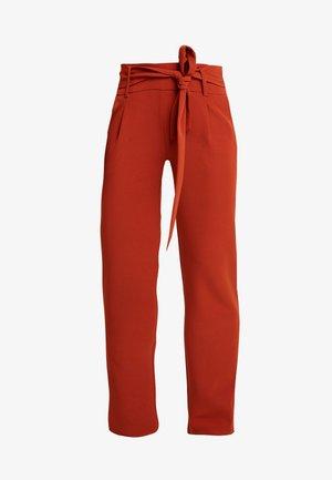 PCHIPA PANTS - Kalhoty - picante