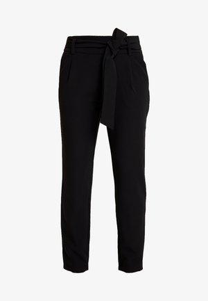 PCHIPA PANTS - Pantalones - black