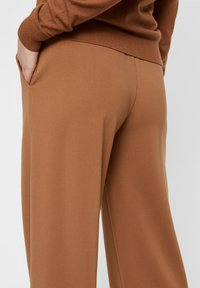 Pieces - Trousers - brown - 3