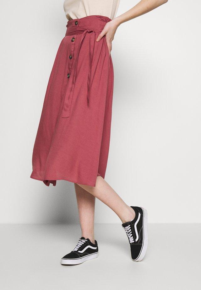 PCELSA SKIRT  - A-line skirt - deco rose