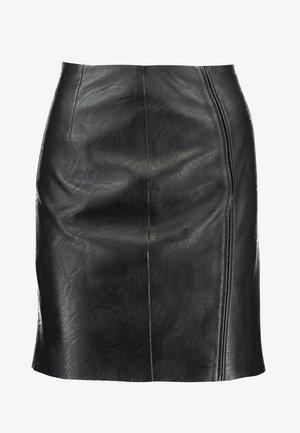 Minisukně - black