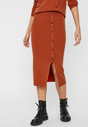 Pencil skirt - picante