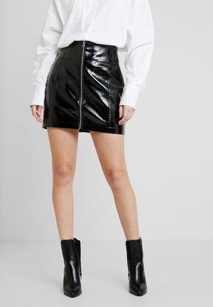 PCVICKI SKIRT - A-line skirt - black