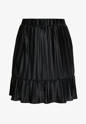 PCNIKA SKIRT - Plisovaná sukně - black