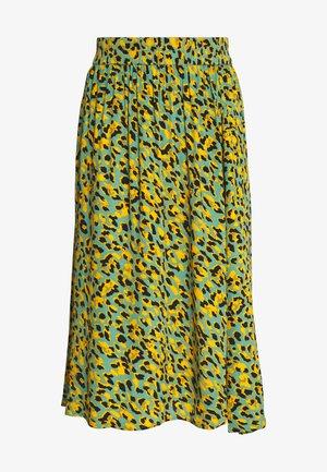 JEXA MIDI SKIRT - A-line skirt - feldspar