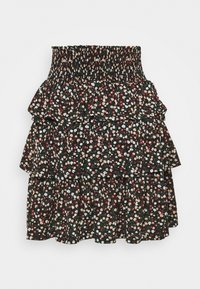 Pieces - PCAMELINE SKIRT - A-line skirt - black - 1