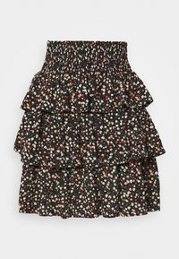 Pieces - PCAMELINE SKIRT - A-line skirt - black - 0
