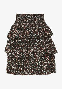Pieces - PCAMELINE SKIRT - A-line skirt - black - 2