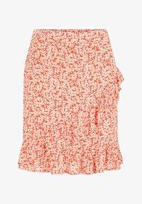 Pieces - Wrap skirt - grenadine - 4