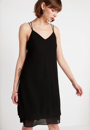 PCKAYSA DRESS - Vapaa-ajan mekko - black