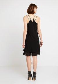 Pieces - PCKAYSA DRESS - Vestito estivo - black - 2