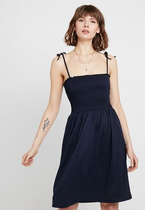 PCCALEN DRESS - Jersey dress - night sky