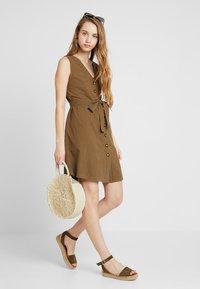 Pieces - PCESMO  - Day dress - beech - 1