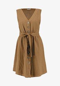 Pieces - PCESMO  - Day dress - beech - 4