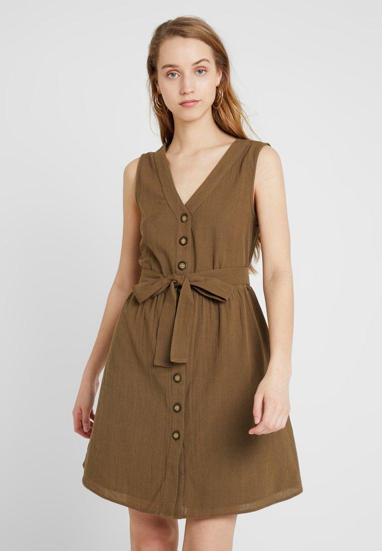Pieces - PCESMO  - Day dress - beech