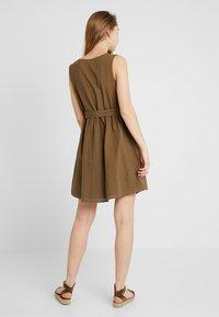 Pieces - PCESMO  - Day dress - beech - 2