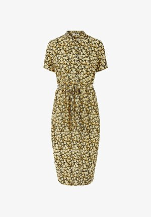 PCCECILIE  - Shirt dress - popcorn