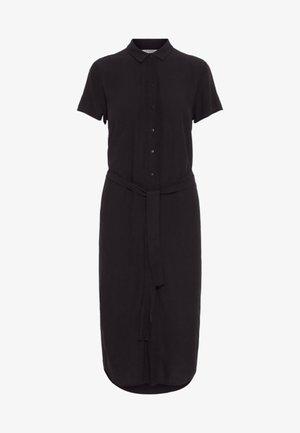 PCCECILIE DRESS - Robe chemise - black