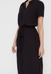 Pieces - PCCECILIE  - Blousejurk - black - 4